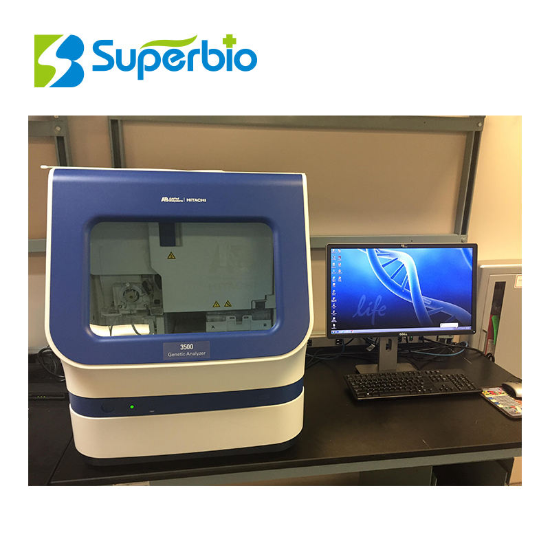 Thermofisher 3500xl DNA Forensics equipment for human identification