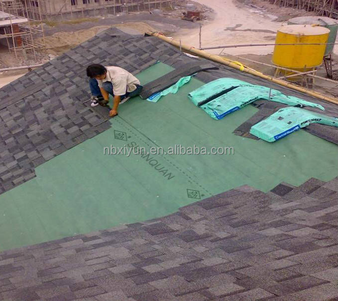 waterproof vapor permeable roof tile underlay