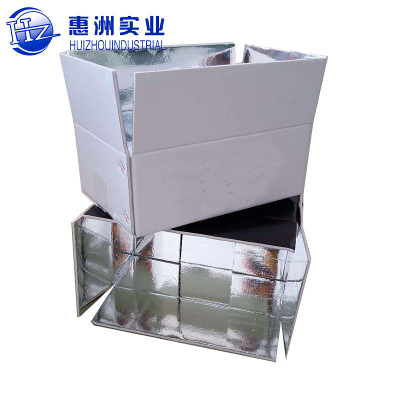 styrofoam packaging box isotherme food delivery boxes cold frozen fish transport container box