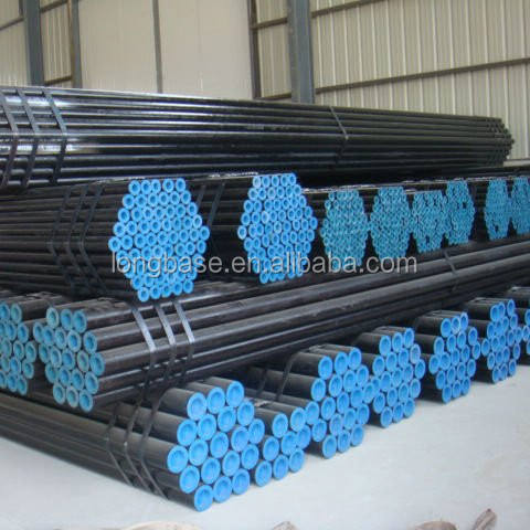 M. s. SEAMLESS 관 ASTM 106 GR B carbon steel pipe