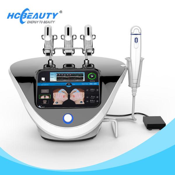 yüksek şiddetli fokuslu ultrasound teknolojisiyle