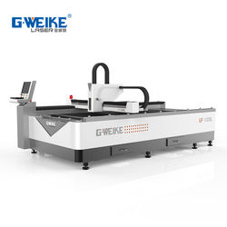 laser cutting machine gweike lf3015c laser cutting machine 1000w