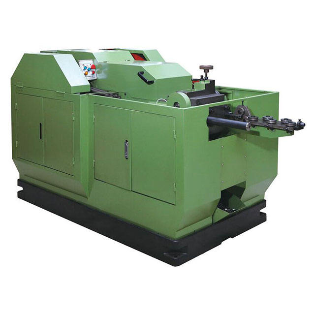 High speed automatic cold heading forging machine