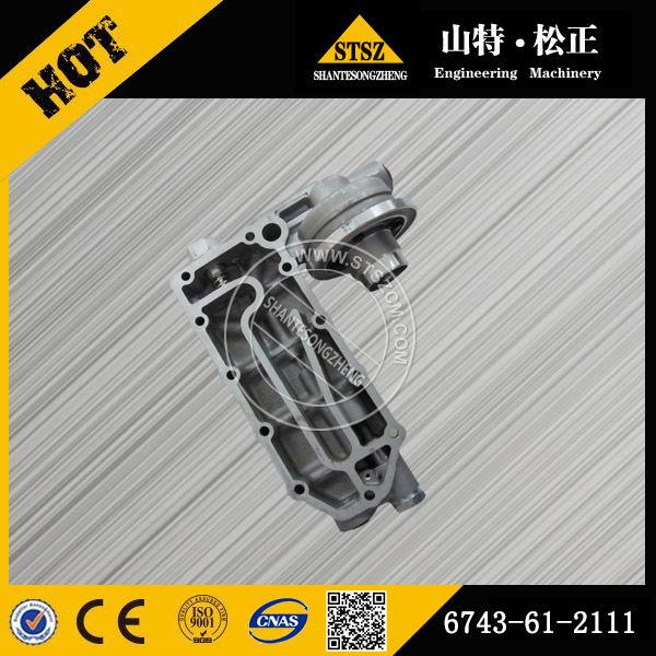 pc360-7 Крышка масляного радиатора