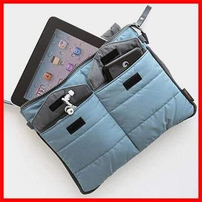 الجملة! جودة عالية متعددة الوظائف مصمم الأزياء حقيبة التخزين الرقمية الكمبيوتر اللوحي الكمبيوتر اللوحي وسادة هوائية حقائب خمسة أ