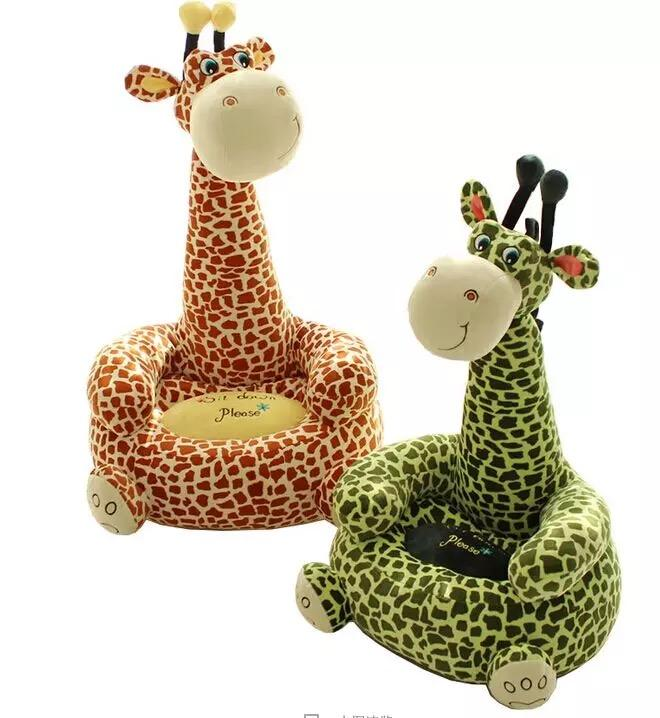 ICTI high quality ride on squishy animal toy sofa plush stuffed in stock