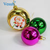Hot Selling Christmas Ornaments Sublimation Christmas Ball Decorations