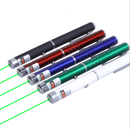 Red Laser Pointer Pen 5mW 650nm Light Lamp Presentation Powerpoint Presenter Laser Pen