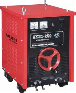 Chinese best price professional transformer type ZXE1 heavy duty industrial AC/DC arc welding machine with wheel