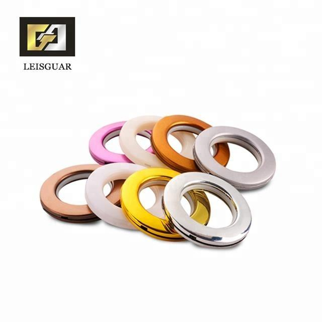 Hot Sale Cheap LS700 Eyelet Curtain Ring Decoration Curtain Accessories