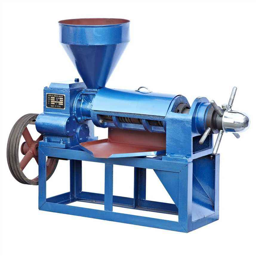 3.5-5T/D Machine Mini Oil Mill Virgin Coconut Oil Extraction Machine Plant Machine Oil Extractor