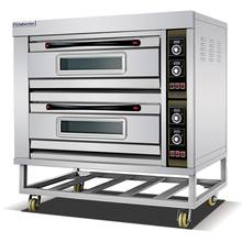 New arrival Commercial Equipment Electric Deck Oven 2 Deck 2 Tray Bakery Small Oven Gas,Bakery Oven Prices