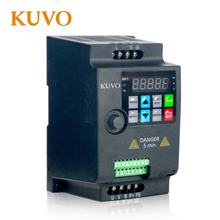 230V Single Phase Input 1.5kw 2HP Mini VFD Variable Frequency Drive Inverter for Motor Speed Control