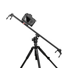 SHOOT Factory Price 80CM Aluminum Alloy DSLR Video Camera Slider