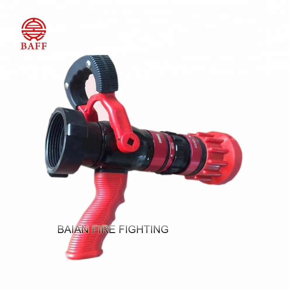 Fire Hose Nozzle With Big Power