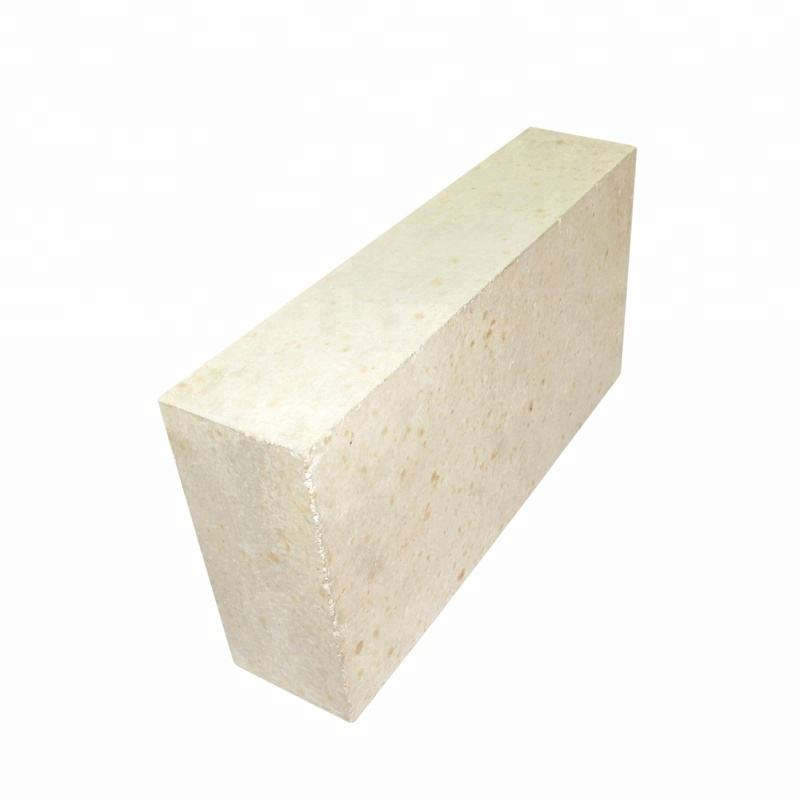 High Alumina Brick Alumina Fire Brick Refractory Material Brick for furnace Lining in Steel Industry