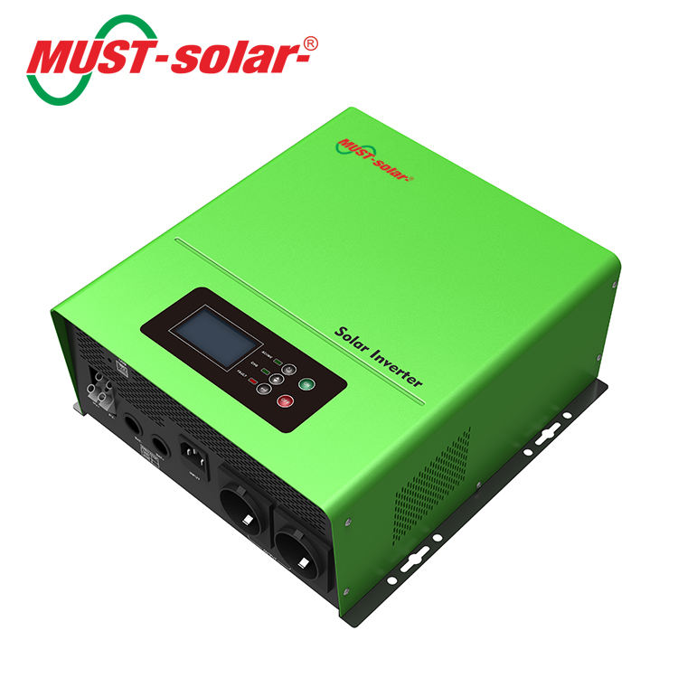DC to AC 12V 24V 48V 110V 220 1KW to 12KW Inverter with Promotion Price
