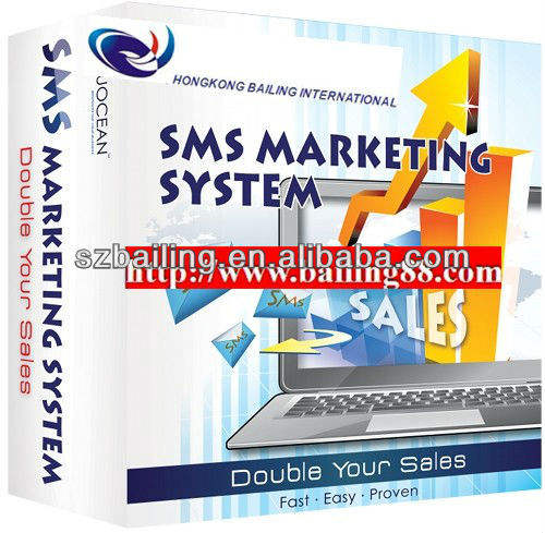 SMS Marketing-Broadcast-software massen-sms pc software