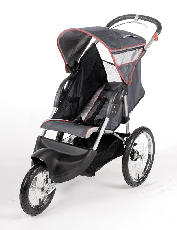 3 wheeler foldable baby stroller trolley baby jogger