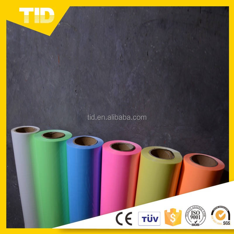High Quality Reflective Material Self-Glow Film Reflective Sheeting Glow In The Dark Vinyl