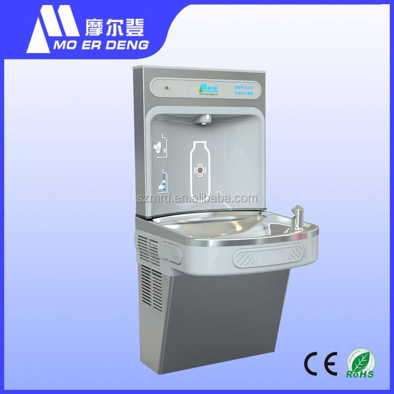 Water Cooler Wall Mounted Water Cooler Indoor Drinking Water Fountain Automatic