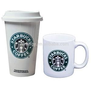 18 años de fabricación de encargo el cambio de color taza de starbucks, café de starbucks tazas/mugs/tarros