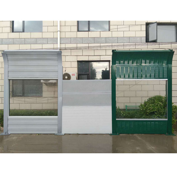 Residential Noise Abosrption Aluminum Sound Barrier Fence Cost