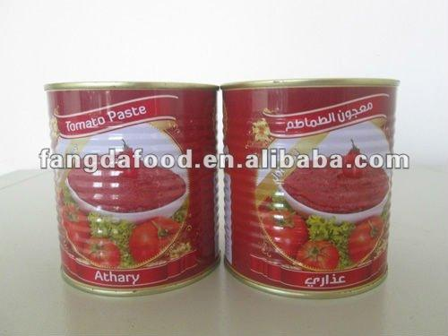 tomato paste with good quality and competitive price