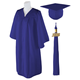Manufacturer wholesale custom graduation hat and gown