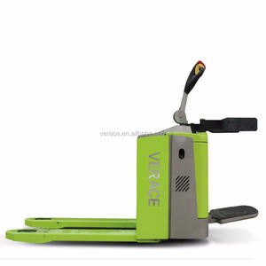 VR-WP-20A Stand on Platform Electric Pallet Truck With CE Certificated