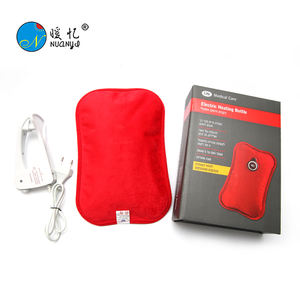 Anti-Explosie 220 v 110 v thermische transfer printing Oplaadbare Warm water bag Voor warm taille voet
