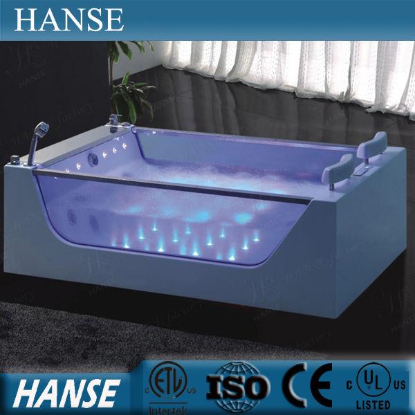 HS-B227 <span class=keywords><strong>soaker</strong></span> bồn tắm/ngâm bồn tắm/spa 2 người tắm có vòi bồn tắm
