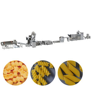 Food pasta macaroni production machine line