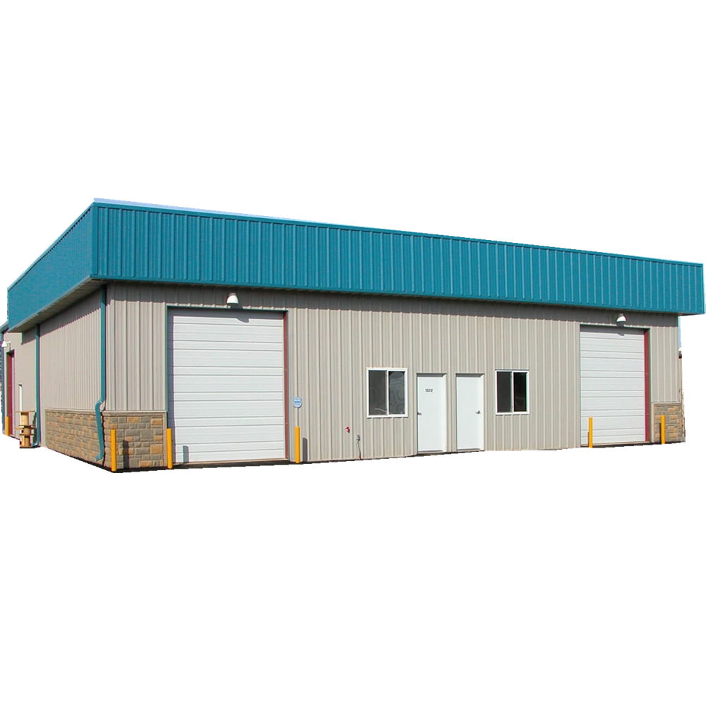 Prefab building metal/steel structure/storage shed