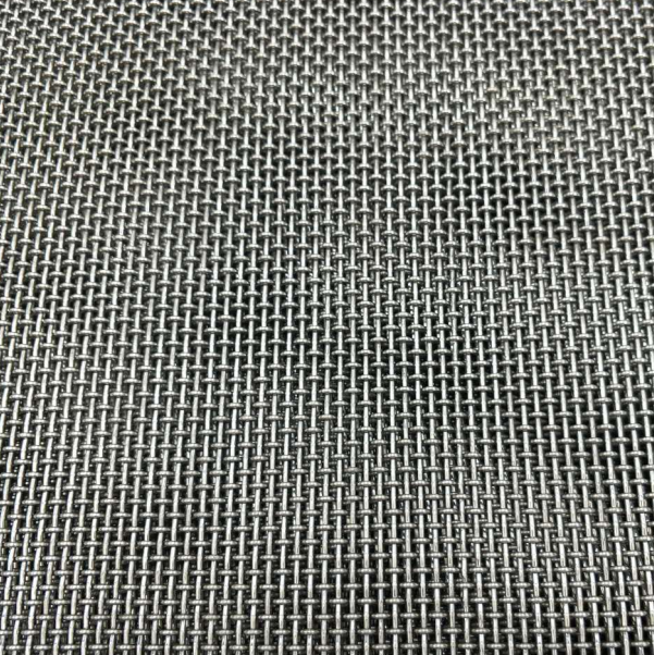 2018 new products stainless steel crimped wire mesh, galvanized crimped wire mesh