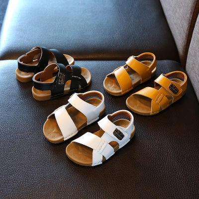 Wholesale High Quality Baby Shoes Sandals Summer Soft Soles Kids Shoes For Toddler Kids Leather Sandals