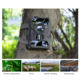 Waterproof Outdoor 3g Camera 3G Wireless Solar Panel Powered Waterproof Outdoor Security Trail Hunting Scouting Camera
