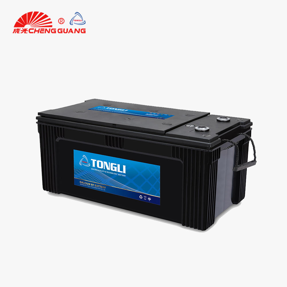 N180 SMF Hybrid Deep Cycle Long working time JIS Japan Car Battery Standard 180Ah with Powerful Energy