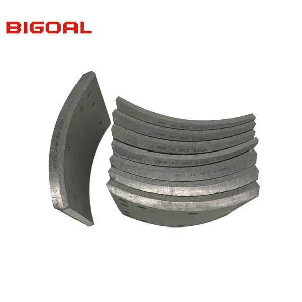 trucks and trailers 4515 brake shoe lining