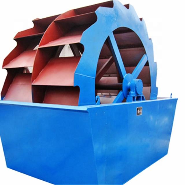 Factory Price Sale XS Series Bucket Wheel Sand Washer