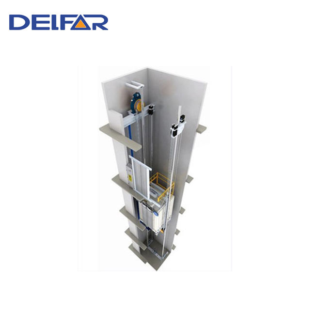 China indoor construction elevator kit