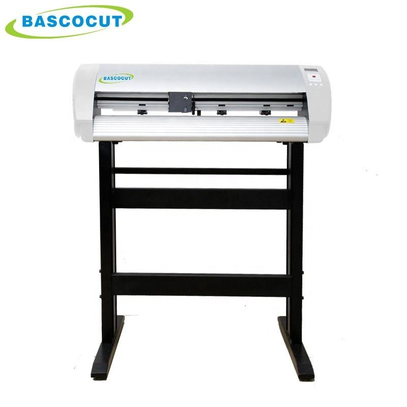 Bascocut Wireless Control Cutting sticker Plotter Vinyl Cutter with USB driver