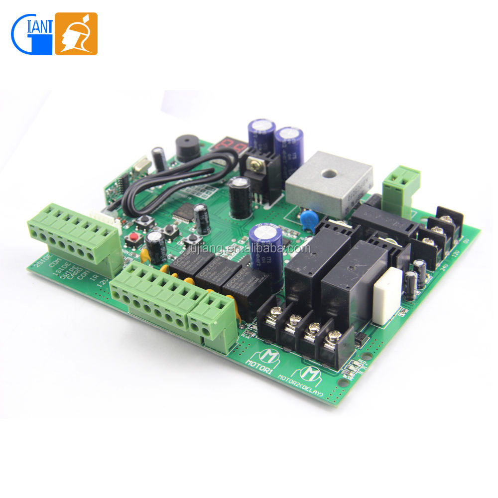 Swing gate PCB board for gate motor APP controlled