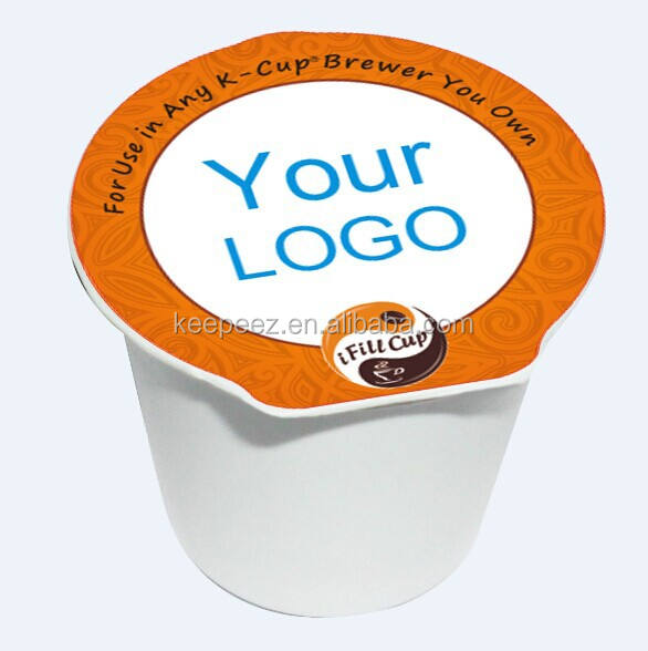 iFill Cups work in any K-cup brewer you own /plastic cup coffee filter