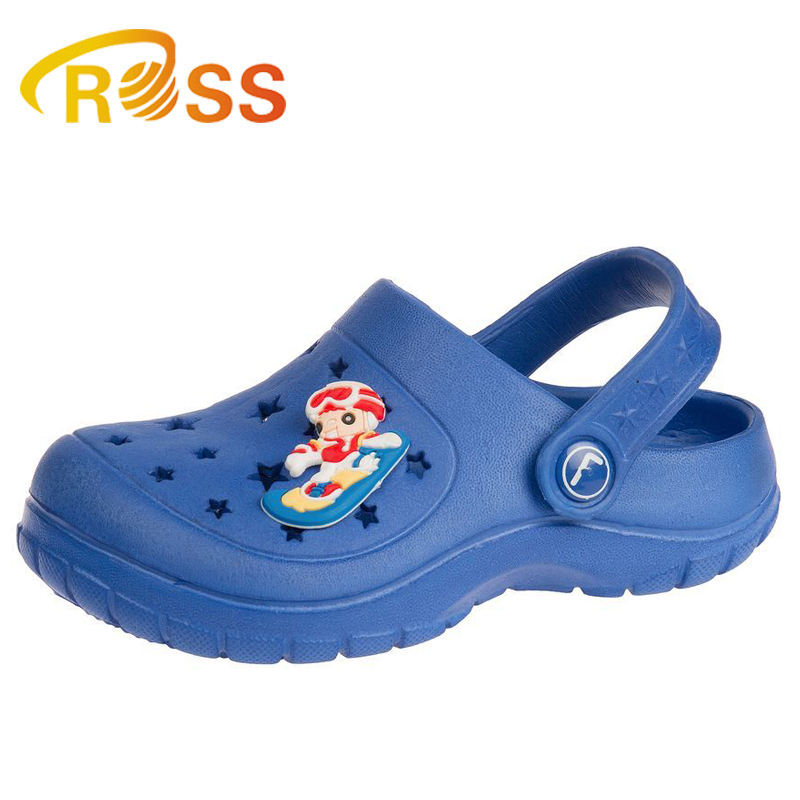 Wholesale Garden Children Kids Boys EVA Clog Sandals