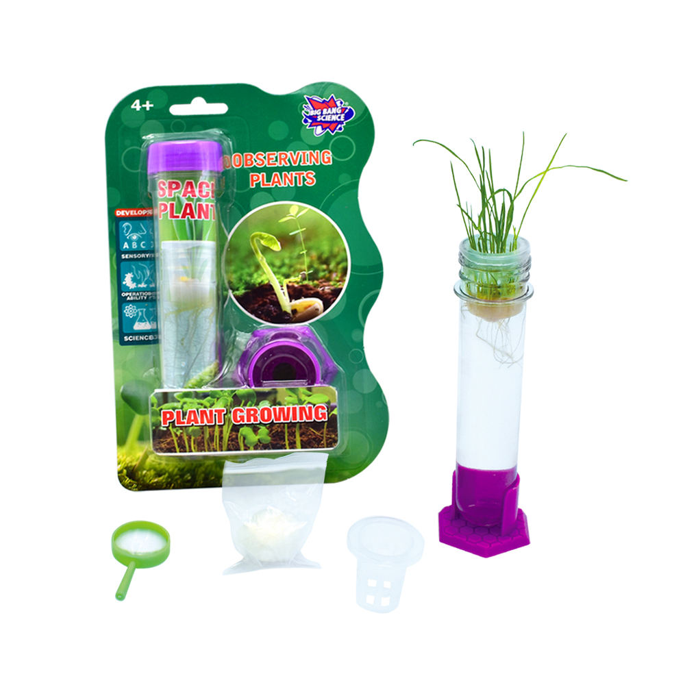PLANT GROWING science lab toy and education series chemical science equipments experiment