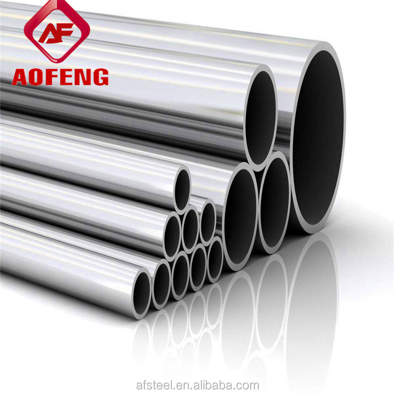 Inox 316 astm thick 8mm small size stainless steel pipe Price Per Kg