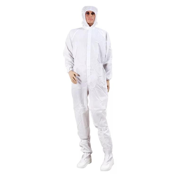 dust prevention Garments cleanroom Antistatic ESD clothes