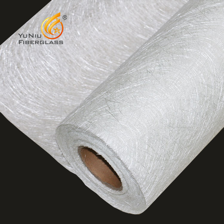 300 / 450 / 600 g/m2 fiberglass E-Glass chopped strand mat