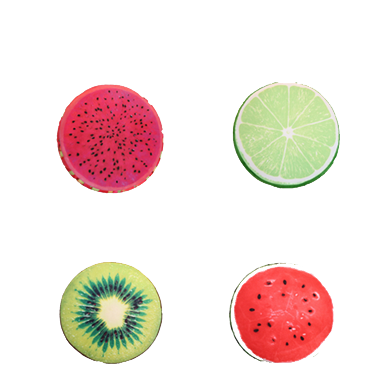 Supply all kinds of fruit design seat/chair/floor cushion
